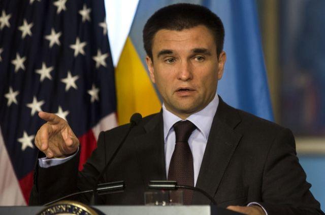 Климкин: Украина введет визовый режим сРоссией, ежели биометрического контроля будет недостаточно