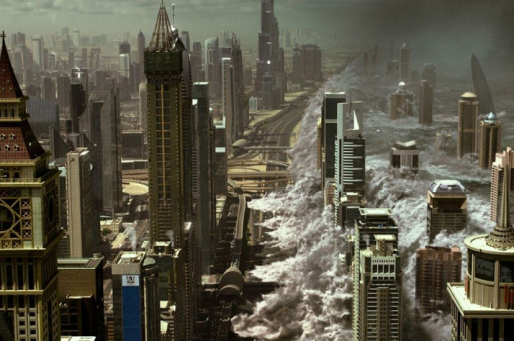 Выход на экраны фильма-катастрофа «Геошторм» откладывали четыре раза из-за природных катастроф, случавшихся в этом году. В итоге лента собрала 207 млн долларов при затратах в 120 млн.