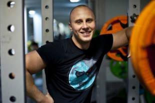 Иван Самсонюк: что бы вы не хотели сделать с вашим телом, без правильного питания вы не справитесь.