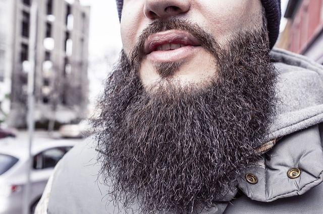 «Вместо елки борода»: тюменцы узнают о самом бородатом победителе конкурса