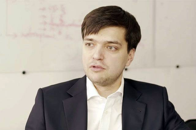 Иван Коломоец.