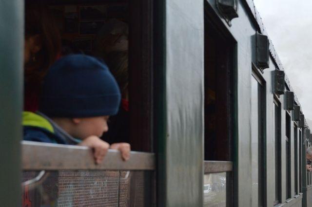 ВВолгограде с25декабря начнет курсировать «детский вагон»