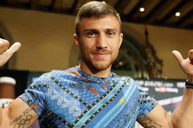 Украинец Ломаченко стал лучшим боксером года по версии Boxing News 24