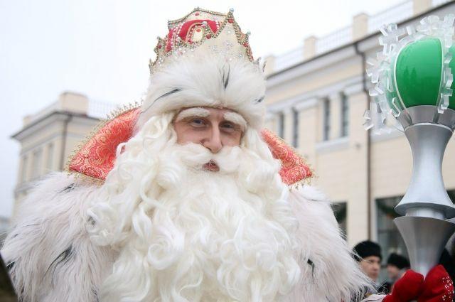 В Тюмени открывается Резиденция Деда Мороза
