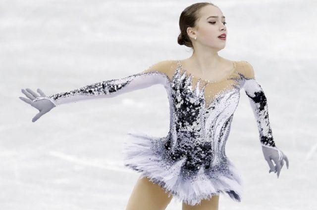 Загитова стала чемпионкой Российской Федерации пофигурному катанию