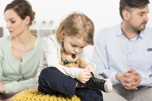 мнение ребенка при разводе родителей возраст