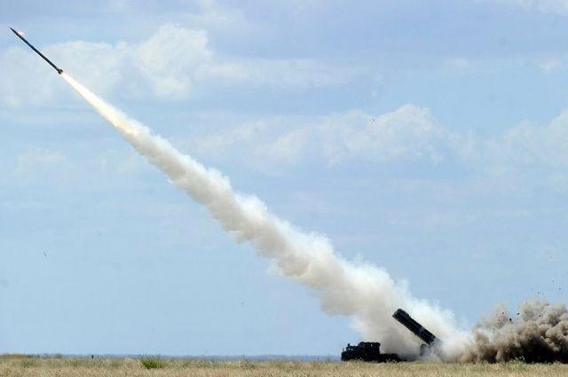 В Украине испытали отечественный ракетный комплекс «Ольха»