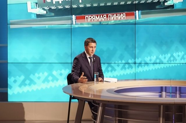 В Правительстве РФ рассматривают проект Северного широтного хода