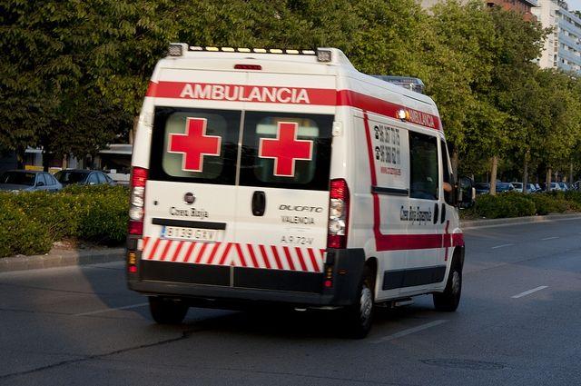 В Испании в результате аварии поезда пострадали более 40 человек