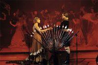 Спектакль «Юнона и Авось». 1985 г. Елена Шанина и Николай Караченцов.