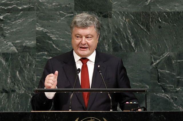 Антикоррупционный суд заработает в 2018-ом году — Порошенко