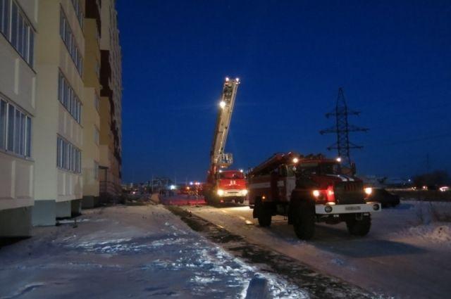 Взрыв газового баллона разрушил квартиру на10 этаже вОмске