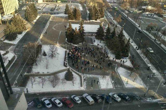 ВТюмени собирают подписи завыдвижение Навального впрезиденты