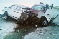 В автоаварии никто не пострадал.
