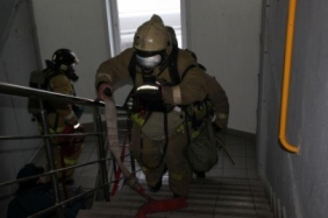 ВПерми впожаре в16-этажном доме умер один человек