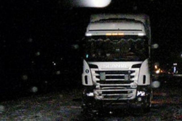 Наавтомобильной дороге «Оренбург— Казань» лоб влоб столкнулись «Лада» и«Скания»