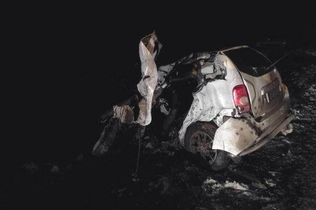 ДТП произошло по вине нетрезвого водителя.