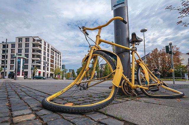 Сломанный велосипед. Что чувствуют люди с рассеянным склерозом ...