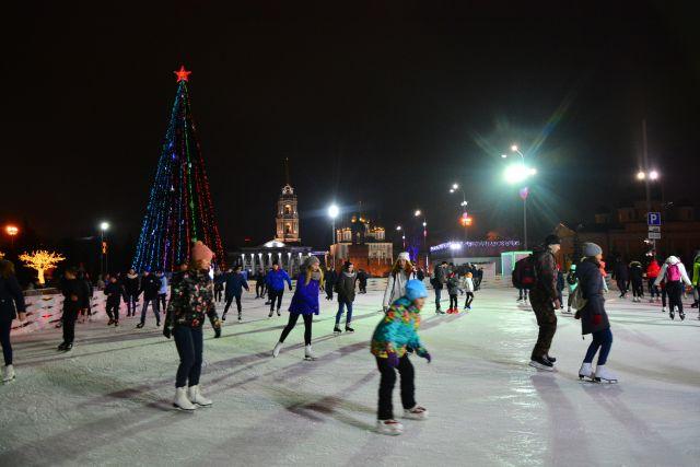 25декабря президент Татарстана откроет елку впарке Черное озеро вКазани