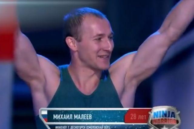 Смолянин стал участником экстремального шоу нафедеральном канале