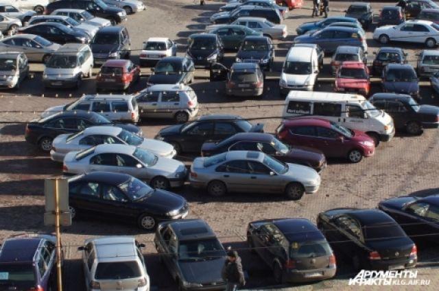 Калининградские автомобилисты выстроят из своих машин гигантскую елку.