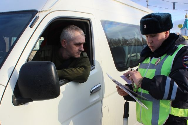 На новогодних каникулах кузбассовцев ожидает рейд «Нетрезвый водитель».