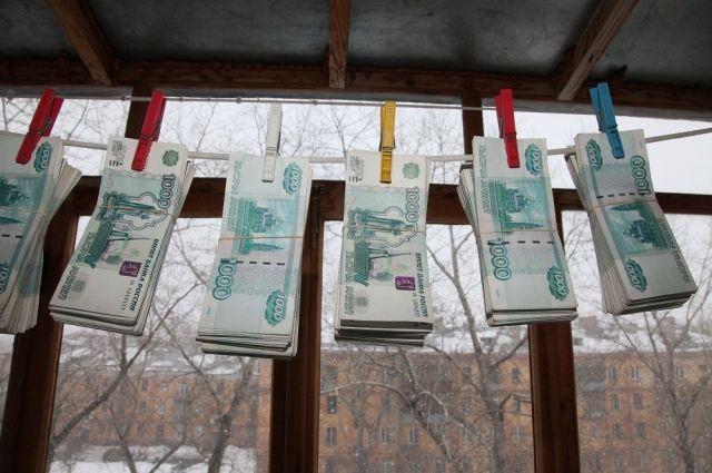 Женщину, укравшую деньги, уже задержали