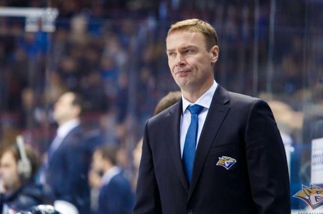 Виктор Козлов.