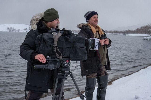 С марта по август 2017 года Тобольск и его окрестности стали местом проведения съемок  фильма