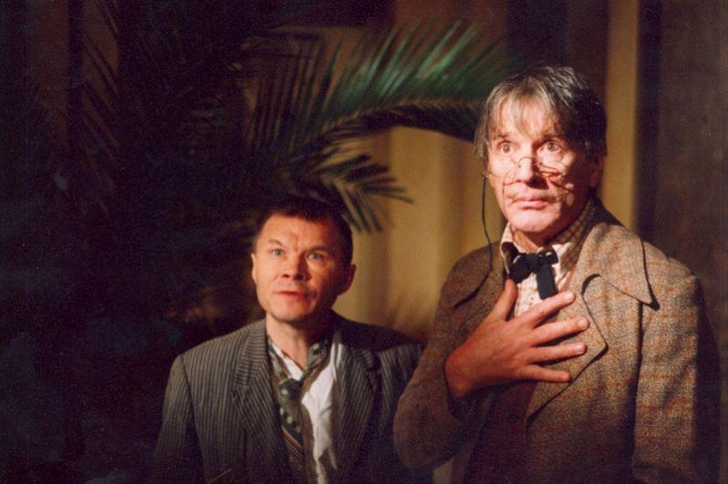 Безусловным успехом в творческой биографии актёра стала роль Коровьева в телесериале 2005 года «Мастер и Маргарита» Владимира Бортко.