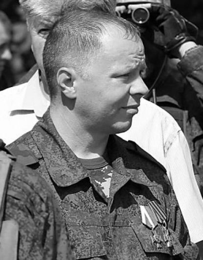 Владимир Кононов – министр обороны ДНР. Пришел в ополчение в апреле 2014 года, командовал подразделением в боях в Славянске. Подполковник.