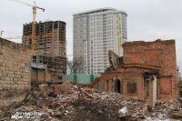 Власти Ростова-на-Дону запретили жителям возвращаться в сгоревшие дома.