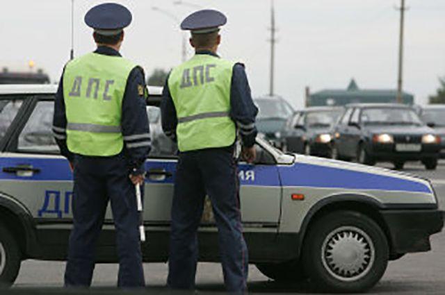Стражи порядка задержали нарушительницу.