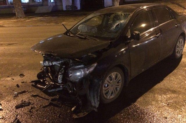 4 человека пострадали вДТП наулице Ермолова вПятигорске