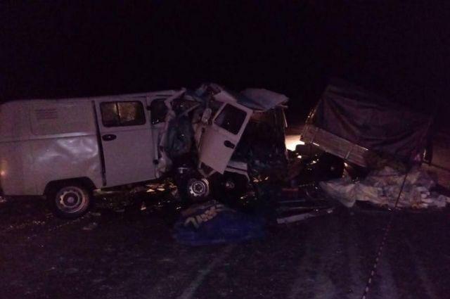 Два человека погибли в трагедии сУАЗами вСургутском районе