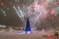 Центром притяжения пермяков в новогоднюю ночь станет городская эспланада.