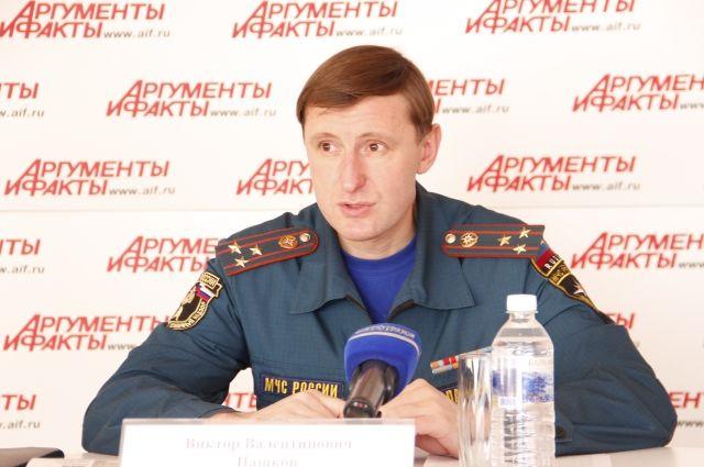 Виктор Пашков.