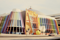 Пока Пензенским цирком можно любоваться только на картинке из проекта.