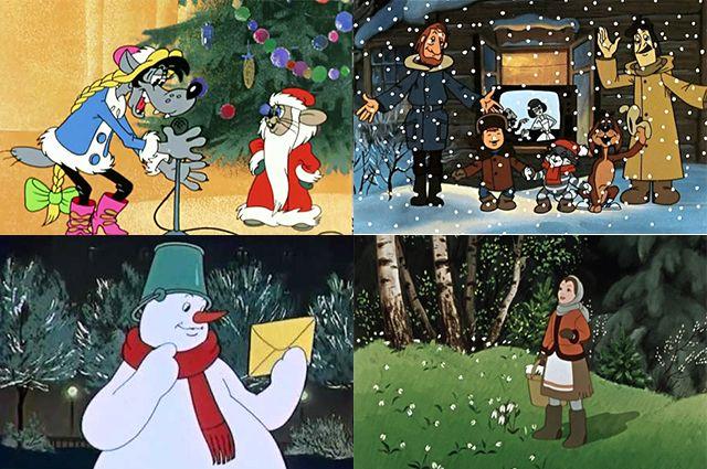 Советские мультфильмы про Новый год понравятся всем без исключения.