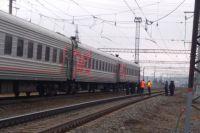 Рабочие отремонтировали более 140 км железной дороги