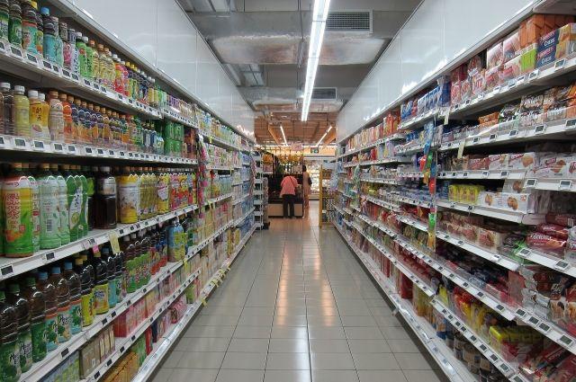 ВБрянске две сестры украли вгипермаркете продукты для новогоднего стола