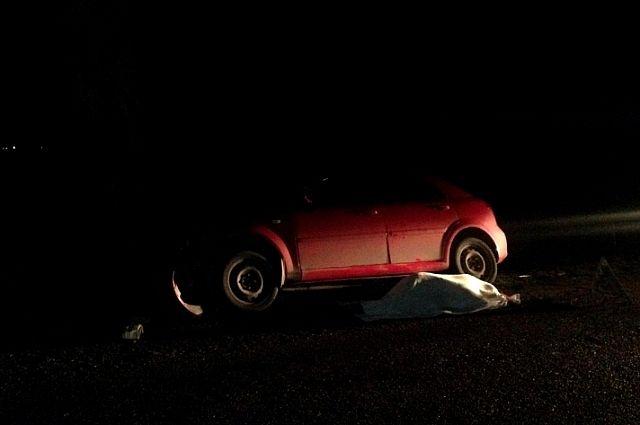 Под Калининградом врезалась в дерево и разбилась автоледи на «Шевроле».