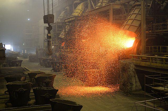 Надеждинский металлургический завод горно-металлургической компании «Норильский никель».