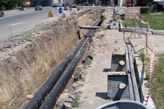 Реконструкцию тепловых сетей Рубцовска завершили за один год.