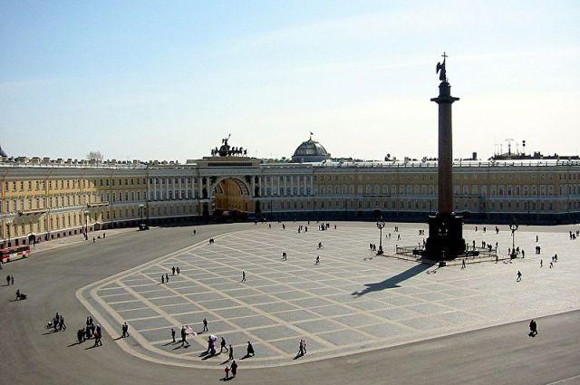 В этом 2017 Петербург посетили 7,5 млн. туристов