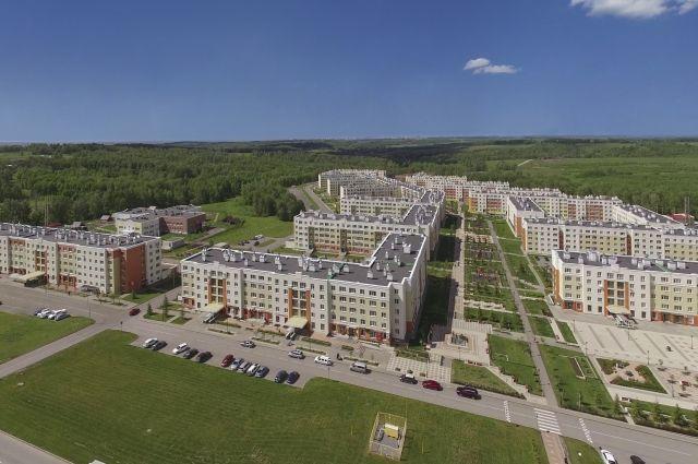 Лесная поляна признана лучшим реализованным проектом комплексной застройки в России.