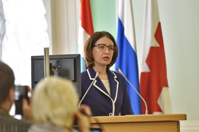 Фадина заняла только 68-е место врейтинге мэров
