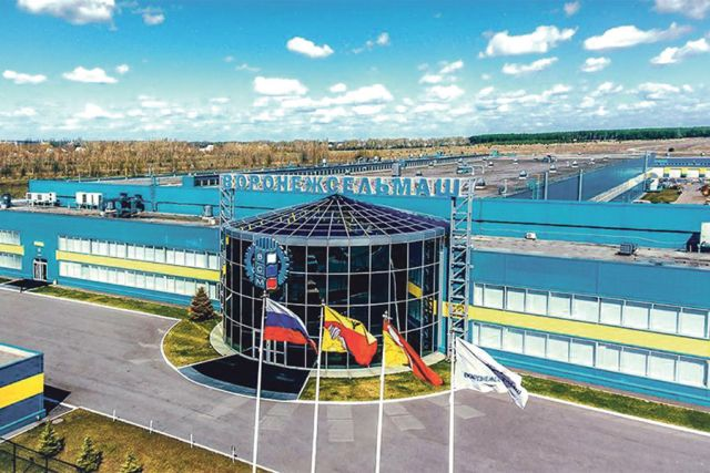 На производственной площадке в Масловском индустриальном парке сосредоточено самое современное импортное оборудование, не имеющее аналогов в России.