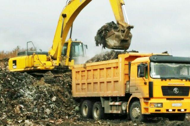 Вывоз отходов завершат до июня следующего года.