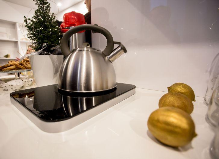 В мобильном доме можно без труда приготовить пищу.
